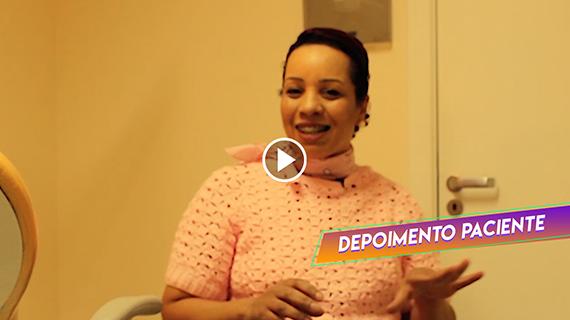 Vídeo que mostra os depoimentos que os clientes dão sobre a clínica, Clinodente em Porto Alegre e Canoas